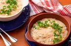 Na Cozinha: espante o frio com creme de alho-poró e frango Nestlé / Divulgação/Divulgação
