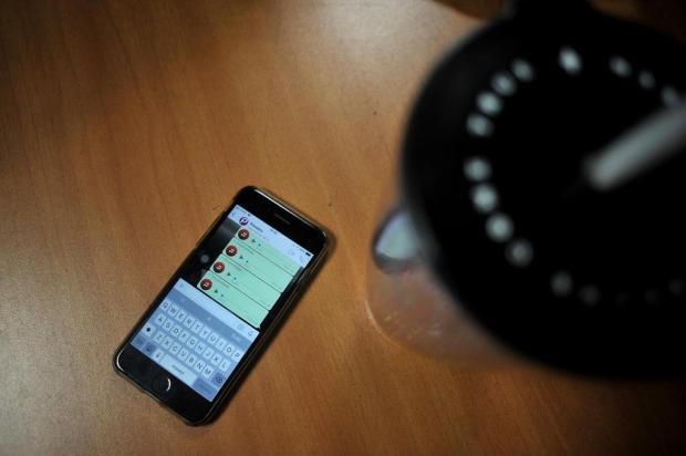 Confira como escutar áudios no WhatsApp de forma anônima Lucas Amorelli/Agencia RBS