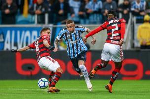 Intervalo: Noite de grandes jogos e decisões pela Copa do Brasil Lucas Uebel / Grêmio/Divulgação/Grêmio/Divulgação