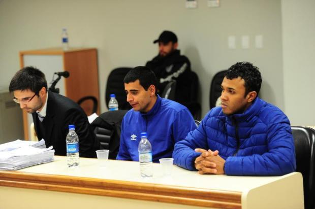 Dupla é condenada por execução motivada por guerra do tráfico em Caxias do Sul Porthus Junior/Agencia RBS