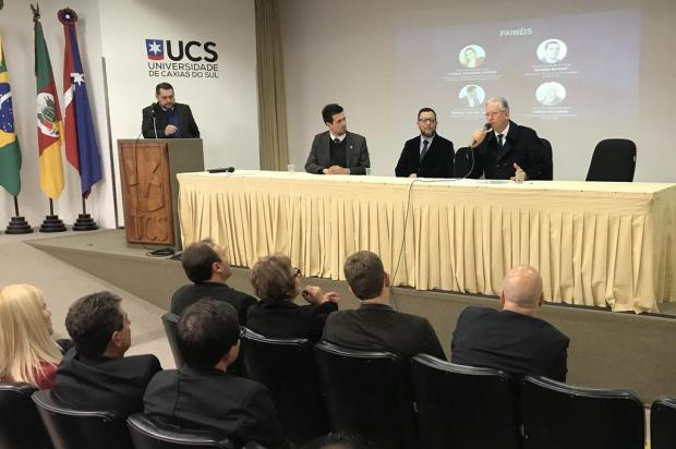 Cidades da Serra recebem premiação em seminário André Tajes/Agência RBS