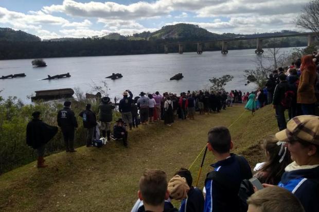Grupo da 25ª Região Tradicionalista traz centelha da chama crioula a Caxias José Nicanor Castilhos/Divulgação