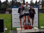 Caxiense Alisson Garcia vence prova dos 1.500 metros rasos no Campeonato Estadual Adulto Arquivo pessoal/Divulgação