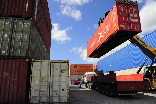 Crise na Argentina impacta exportações de Caxias do Sul Porthus Junior/Agencia RBS