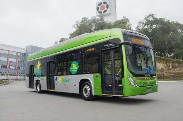 Caixa-Forte: Marcopolo exibe tecnologia para ônibus elétricos Douglas de Souza Melo/divulgação