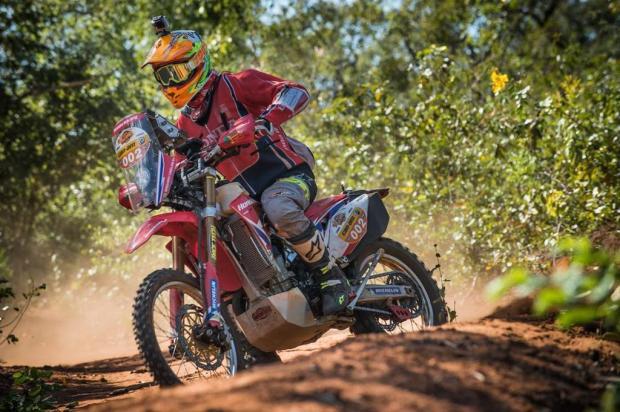 Campeão em 2016, Gregório Caselani é um dos favoritos nas motos no Rally dos Sertões Gustavo Epifanio/Mundo Press,Divulgação