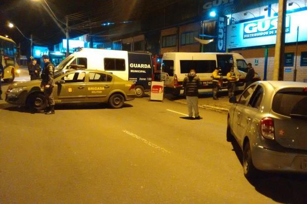 Doze condutores são flagrados dirigindo bêbados na madrugada deste sábado, em Caxias Fiscalização de Trânsito / Divulgação/Divulgação