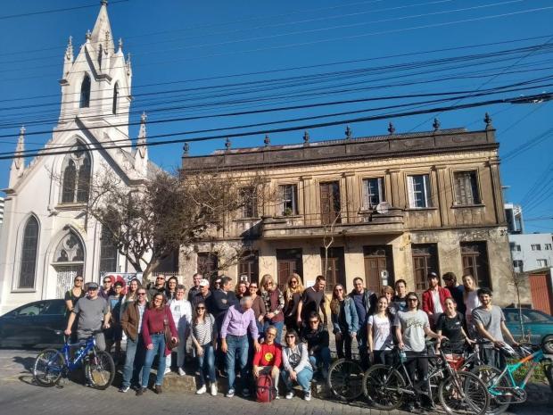 Memória: um passeio e uma aula de história sobre rodas Robsom Guerra de Oliveira / divulgação/divulgação