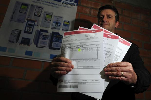 Contas de luz assustam consumidores em Caxias do Sul Marcelo Casagrande/Agencia RBS