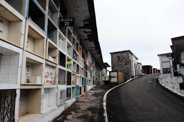 Serviços funerários estão sem regularização há pelo menos oito anos em Caxias do Sul Porthus Junior/Agencia RBS