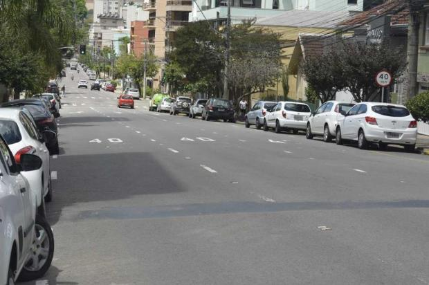 Trecho da Rua Bento Gonçalves, em Caxias, passará por obras de pavimentação Leonardo Portella/Divulgação