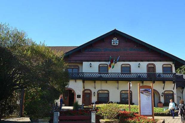 Gramado planeja transferir prefeitura de endereço em até cinco anos Prefeitura de Gramado/Divulgação