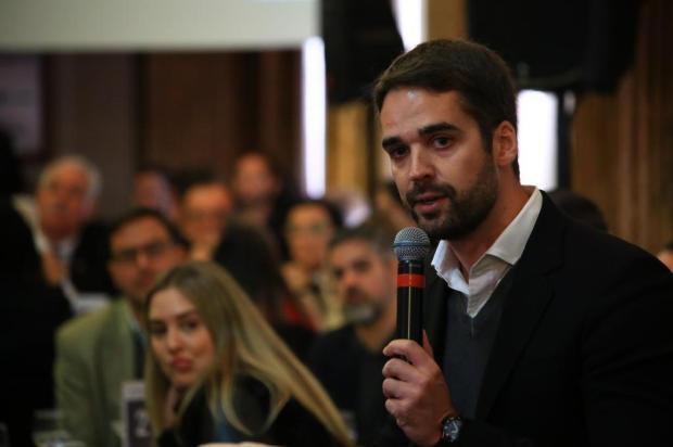 O que pensa Eduardo Leite sobre a educação da Serra Tadeu Vilani/Agencia RBS