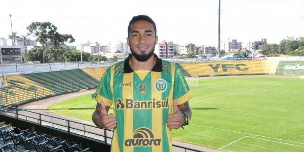 Juventude contrata meia Rafinha para sequência da temporada Ypiranga / Divulgação/Divulgação