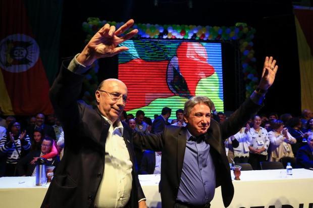 Candidato a presidente do MDB participa de mobilização regional da coligação de Sartori em Caxias Mateus Bruxel/Agencia RBS