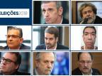 Veja quem são os candidatos ao Palácio Piratini Reprodução / Agência RBS/Agência RBS
