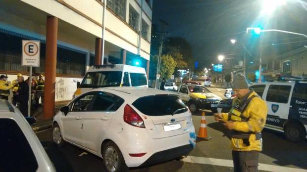 Fiscalização flagra veículos sem licenciamento em Caxias Divulgação / Prefeitura Caxias do Sul/Prefeitura Caxias do Sul