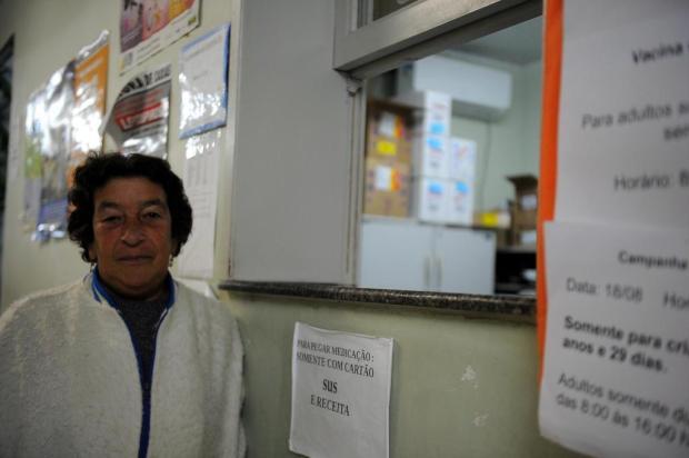 Pacientes reclamam da falta de anticoncepcional injetável na rede pública de Caxias Felipe Nyland/Agencia RBS