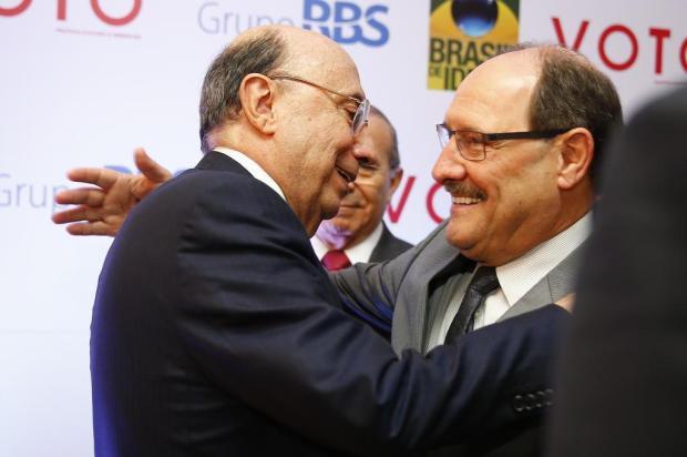 Mirante: MDB nacional e gaúcho juntos e misturados Félix Zucco/Agencia RBS