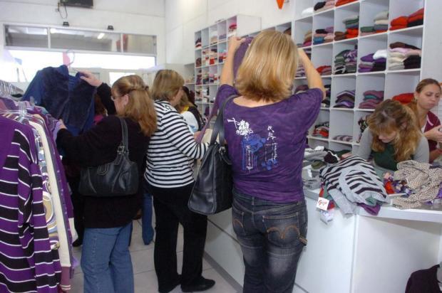 Trabalhadores do comércio e lojistas de Caxias fecham acordo que flexibiliza feriados Hermínio Nunes/Agencia RBS