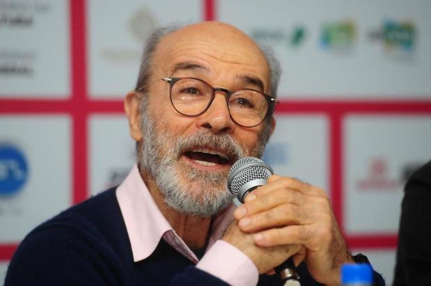 """3por4: performance de Osmar Prado em """"10 Segundos para Vencer"""" é elogiada em Gramado Diogo Sallaberry/Agencia RBS"""