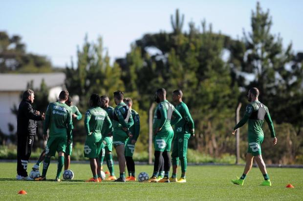 Winck dá indícios do seu primeiro time titular no Juventude Felipe Nyland/Agencia RBS