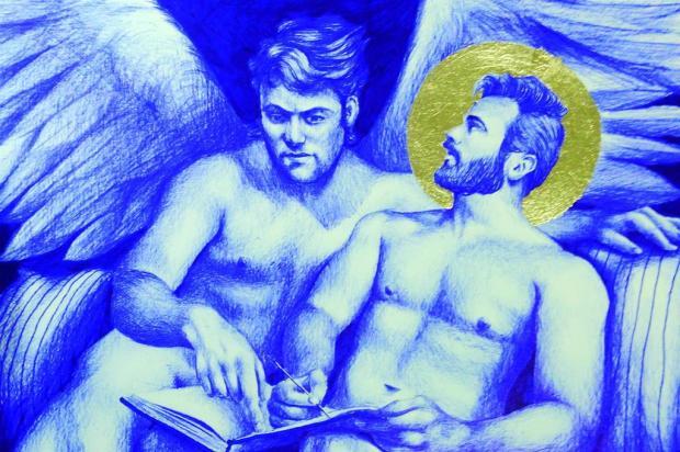 """Rafael Dambrós abre exposição """"Corpo Santo"""" nesta terça-feira, no Campus 8 da UCS, em Caxias Rafael Dambrós/Reprodução"""