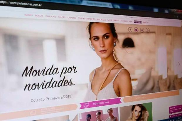 E-commerce de loja de Caxias cresce 45% nos sete primeiros meses de 2018 Parvati Posser / Divulgação/Divulgação
