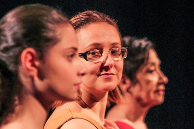 """Agenda: peça """"Entrelinhas"""" faz nova apresentação em Caxias, no sábado Hugo Araujo/Divulgação"""