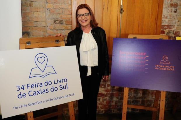62 escritores nacionais e internacionais participarão da 34ª Feira do Livro de Caxias do Sul Diogo Sallaberry/Agencia RBS