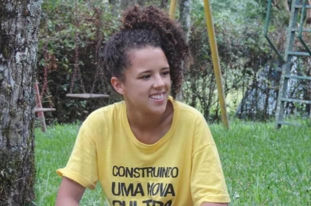Comissão afirma que Estela da Silva é a presidente da União de Estudantes de Caxias Arquivo pessoal/divulgação