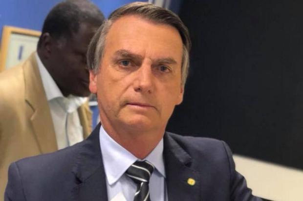 Bolsonaro recebe alta médica, deixa hospital e vai para o Rio Facebook/Reprodução