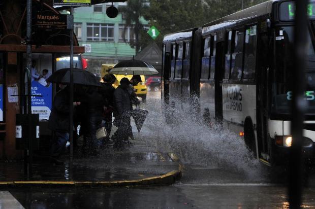 Pode chover a qualquer hora do dia nesta sexta-feira na Serra Marcelo Casagrande/Agencia RBS