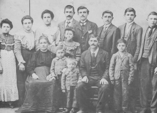Memória: encontro da família Webber acervo de família / divulgação/divulgação