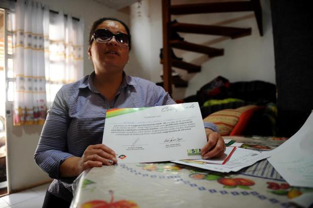 Em Caxias do Sul, 80% das empresas não cumprem lei para inclusão de pessoas com deficiência Lucas Amorelli/Agencia RBS