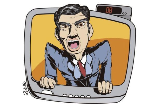 Mirante: os desafios do horário eleitoral em rádio e TV Rodolfo Guimarães/Arte