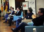 O que os candidatos a governador disseram sobre finanças e infraestrutura no painel em Farroupilha Porthus Junior/Agencia RBS