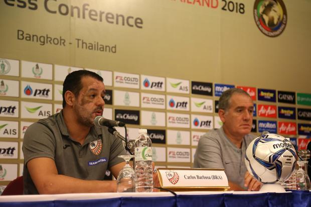 ACBF encara o Barcelona nas semifinais do Mundial de Clubes Ulisses Castro / ACBF, divulgação/ACBF, divulgação