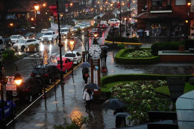 Setembro terá predomínio da chuva em todo o Estado  Diogo Sallaberry/Agencia RBS