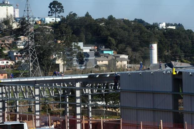 Superaquecimento em fábrica da Neobus provoca evacuação de trabalhadores em Caxias Diogo Sallaberry/Agencia RBS