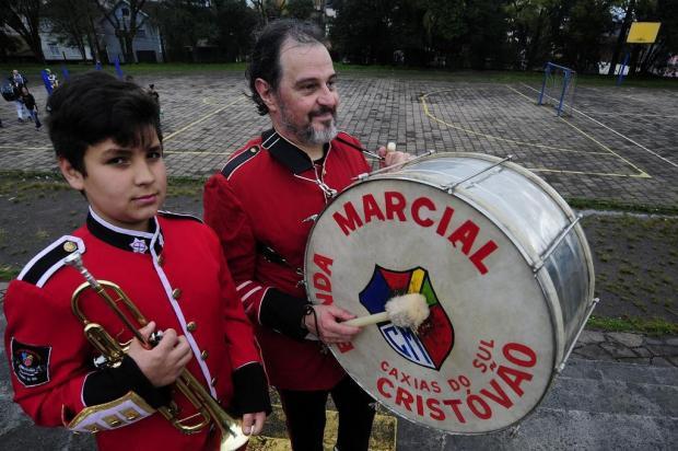 Instituto Cristóvão de Mendoza unirá gerações no desfile de 7 de Setembro em Caxias Marcelo Casagrande/Agencia RBS