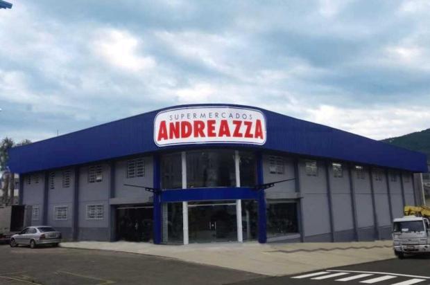Grupo Andreazza inaugura seu 33º supermercado Felipe Andreola/reprodução