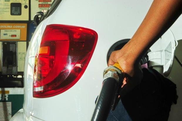 Óleo diesel está mais caro nas bombas de Caxias Jean Schwarz/Agencia RBS