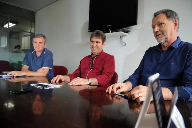 Vitacir Pellin deve ser o único candidato à presidência do Caxias Felipe Nyland/Agencia RBS