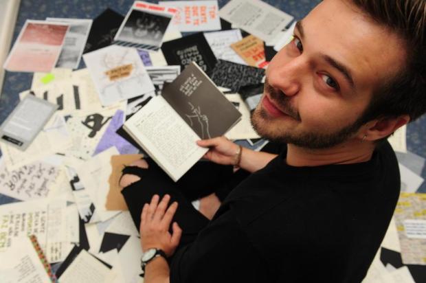 """3por4: projeto """"Conversa Comigo"""", promovido pelo escritor Pedro Guerra, quer valorizar o diálogo Roni Rigon/Agencia RBS"""