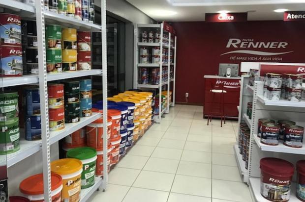 Centro de pinturas em Caxias recebeu investimento de R$ 200 mil Camila Scheifler Lang/Divulgação