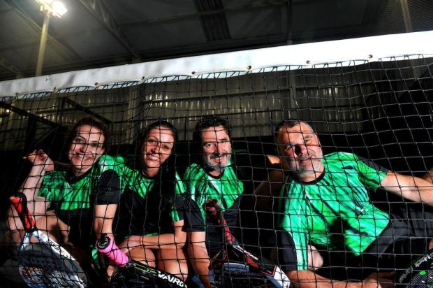 Amadores Esporte Clube: a caixa mágica do pádel conquista novos adeptos a cada ano na Serra Lucas Amorelli/Agencia RBS