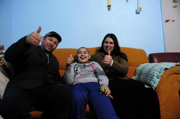 Cirurgia para tratar câncer de criança em Caxias é inédita no Estado Marcelo Casagrande/Agencia RBS