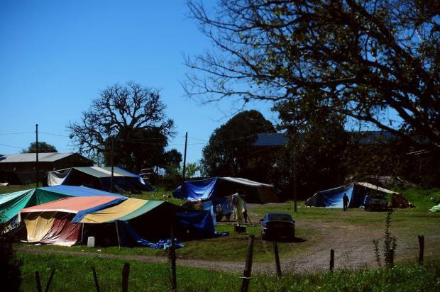 MP Estadual vai investigar a acolhida de ciganos em Caxias do Sul Diogo Sallaberry/Agencia RBS