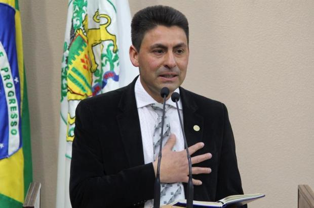 Suplente do PSC assume como vereador na Câmara de Caxias Franciele Masochi Lorenzett/Divulgação